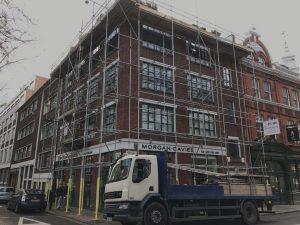 Scaffolding Hire in London